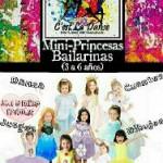 Mini-Princesas Bailarinas(3a 6 años) en La Plata, Pcia. Buenos Aires (GBA Sur)