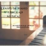 Clases de piano y lenguaje musical en Almagro, Ciudad A. de Buenos Aires