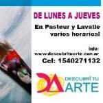 Taller de dibujo, pintura, decoupage mixta en Balvanera, Ciudad A. de Buenos Aires