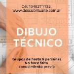 Clases particulares dibujo técnico y morfo en Caballito, Ciudad A. de Buenos Aires