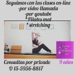 Clases de Pilates mat  en Tres de Febrero, Pcia. Buenos Aires (GBA Oeste)