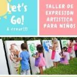 Taller de expresión artística para niños en Pcia. Buenos Aires (GBA Norte)