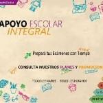 Apoyo Escolar Integral en Capital, Pcia. Córdoba