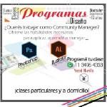 Clases de Adobe Photoshop e Illustrator en Ciudad A. de Buenos Aires