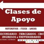 CLASES DE APOYO MATEMÁTICA LOGICA en Quilmes, Pcia. Buenos Aires (GBA Sur)