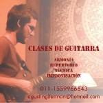 Clases de Guitarra en Belgrano Colegiales en Saavedra, Ciudad A. de Buenos Aires