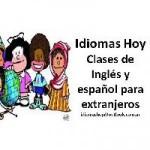 Clases de inglés y español  en Balvanera, Ciudad A. de Buenos Aires