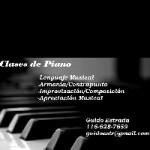 Clases de Piano en Colegiales, Ciudad A. de Buenos Aires