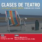 Clases de Teatro en Verano! en Ciudad A. de Buenos Aires
