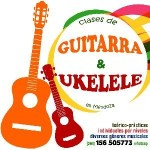 Clases de Ukelele y Guitarra en Las Heras, Pcia. Mendoza