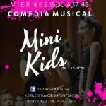 Comedia Musical V-A- MINI KIDS en Gral San Martín, Pcia. Buenos Aires (GBA Norte)