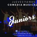 COMEDIA MUSICAL V.A. JUNIORS en Gral San Martín, Pcia. Buenos Aires (GBA Norte)