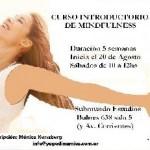 Curso Introductorio de Mindfulness en Almagro, Ciudad A. de Buenos Aires