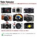 Icono anuncio Taller INTENSIVO: Fundamentos de la Fotografía + Manejo de Cámara