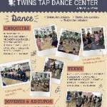 Twins Tap Dance Center/clases de danza  en Retiro, Ciudad A. de Buenos Aires
