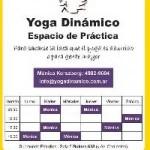 Yoga Dinamico en Almagro en Almagro, Ciudad A. de Buenos Aires