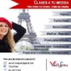 Clases de francés con nativa en Capital, Pcia. Córdoba